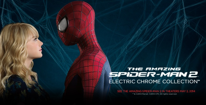 HomeBgSpiderManElectricChromeCollection.ashx