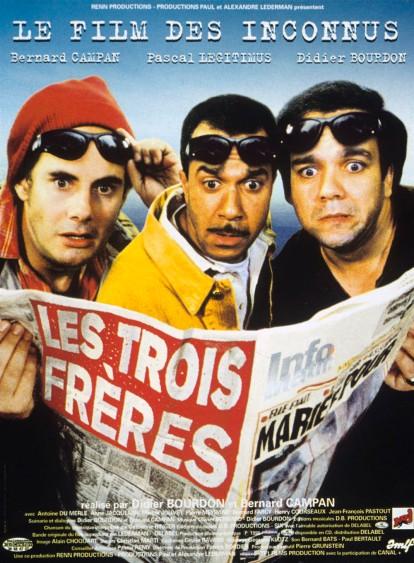 LES TROIS FRERES (1995)