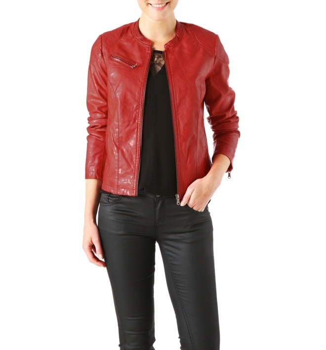 blouson-en-faux-cuir-femme-rouge-cuit-103708_photo-hr
