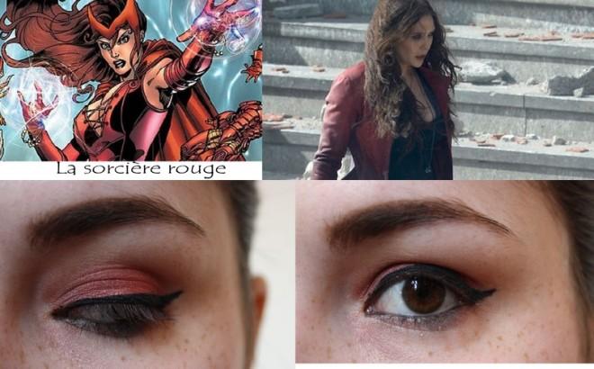 sorcière rouge